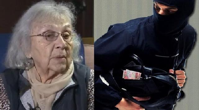Parah !! Nenek 88 Tahun Ini Dirampok dan Nyaris Diperkos4, Tapi Ucapannya Buat Penjahat Takut dan Menyelamatkan Nyawanya!!