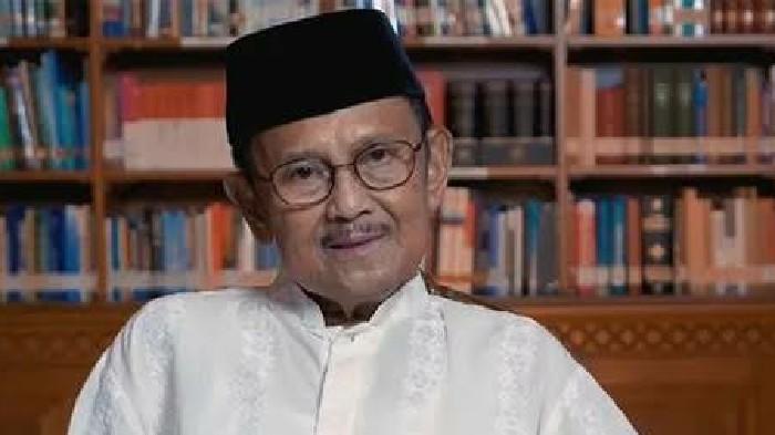 Habibie Wafat, Andi Seto: Indonesia Kehilangan Sosok Teknokrat