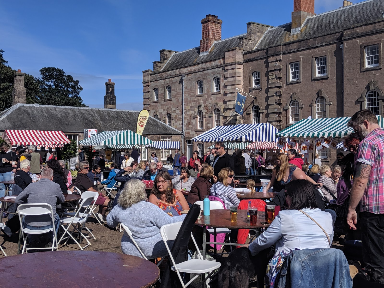 Things to do in Berwick - berwick food festival