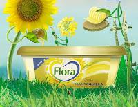Gratis Flora Mantequilla