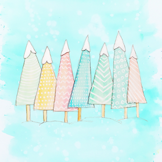 holiday art
