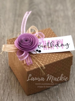 Stampin' Up! Hand-Penned Petals