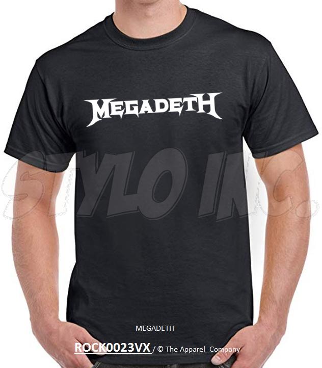 ROCK0023VX MEGADETH