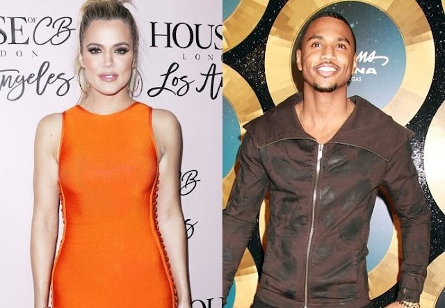 Khloe Kardashian Caught Flirting With Trey Songz At Birthday Party — See Pics