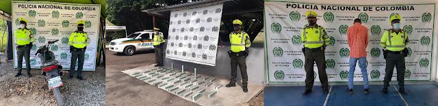 hoyennoticia.com, Policía incauta contrabando de cigarrillos y moto venezolana