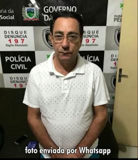 Ex-vice-prefeito de Itu condenado por homicídio é preso em Cubati