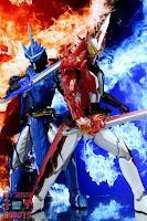 S.H. Figuarts Kamen Rider Blades Lion Senki 54