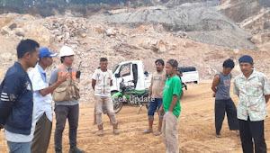 Diduga Ilegal, Tambang Pasir Kuarsa di Sukabumi Ditutup Paksa