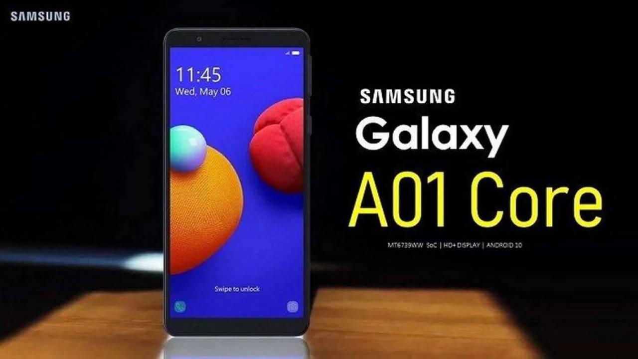 Review Spesifikasi dan Harga Samsung Galaxy Core A01