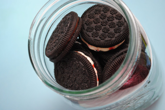 Kiss Stuffed Oreos Amp Inside Out Thin Mints Something Swanky