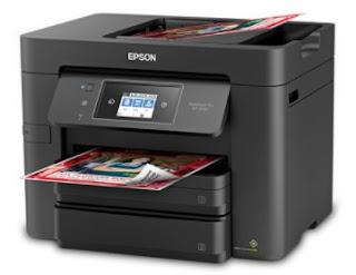 Epson WorkForce Pro WF-3730 Mises à jour pilote imprimante