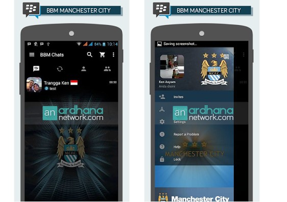 BBM Manchester City
