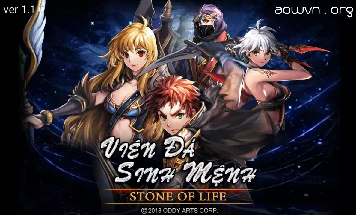 aowvn vien da sinh menh%2B%25282%2529 - [ Game RPG ] Viên Đá Sinh Mệnh - Stone of Life | Việt Hoá Tiếng Việt cho Android