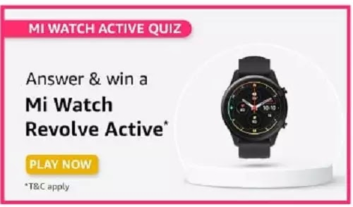 How many sports mode does Mi Watch Revolve Active offers?