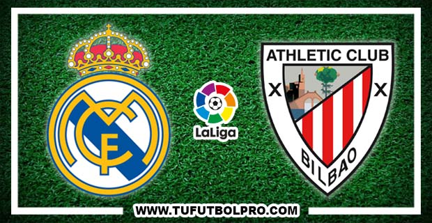Ver Real Madrid vs Athletic Club EN VIVO Por Internet Hoy 23 de Octubre 2016