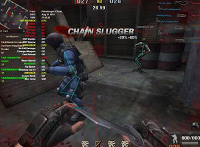 21 November 2018 - Timah 5.0 PBEVO Indo VIP BulletKiller, Full CIT Gratis & Point Blank Philippines Quick Change, Jump, Map Bug, No Reload