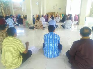 Meski Belum Tuntas, Masjid Sabilul Rasyad MTsN 1 Kobi Berperan Penting Tingkatkan Iman dan Taqwa Siswa
