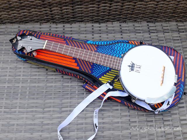 DUKE Banjouke ukulele