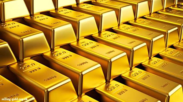 Penguatan Emas Didukung Penurunan Valuasi Dolar AS
