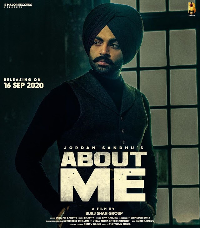 About Me Song Mp3 Download - Jordan Sandhu ft Snappy