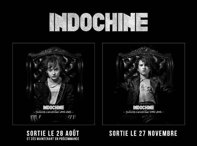 Singles Collection, los nuevos discos de Indochine