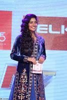 Beautiful Cute Sai Pallavi in dark Blue dress at Fidaa music launch  Exclusive Celebrities galleries 016.JPG