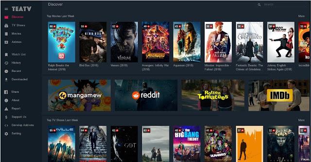 Aplicatii filme online 2020 pe android