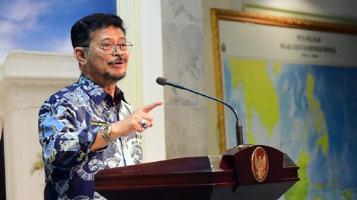 SYL Jamin Stok Beras Nasional Akan Melimpah