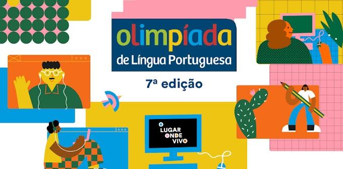 Olimpíada de Língua Portuguesa tem inscrições abertas até o dia 30 de abril para professores da rede pública