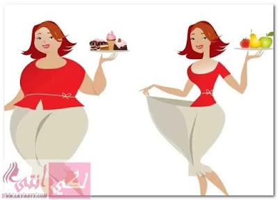 وصفات لتخسيس الثدى والبطن
