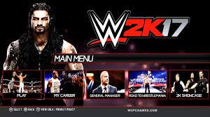 تحميل لعبة المصارعة 2017 للكمبيوتر والجوال برابط مباشر download wwe Raw 2k17