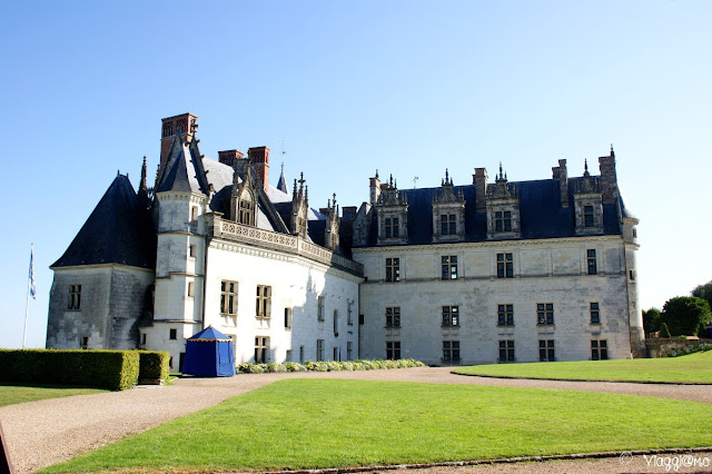 Lo Chateau Royale di Amboise