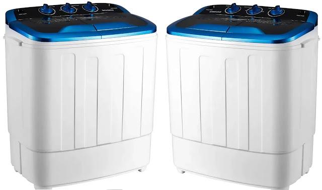 9- EROMMY Portable Washing Machine