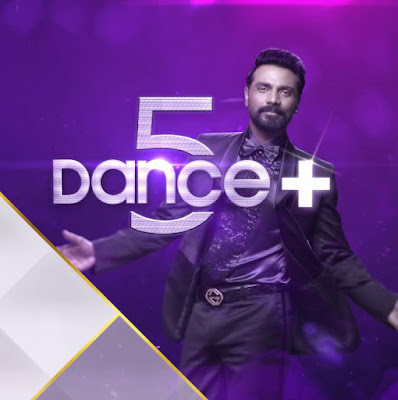 Dance Plus 17 November 2019 [EP-04] Hindi 576p WEB-HDRip 400MB