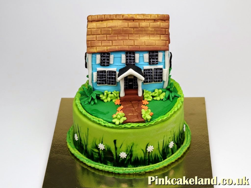House Cake - Corporate Cakes in Brixton, London