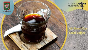 Disparpora Kota Bima launching Chanel Promosi Digital Tentang Kopi Lokal