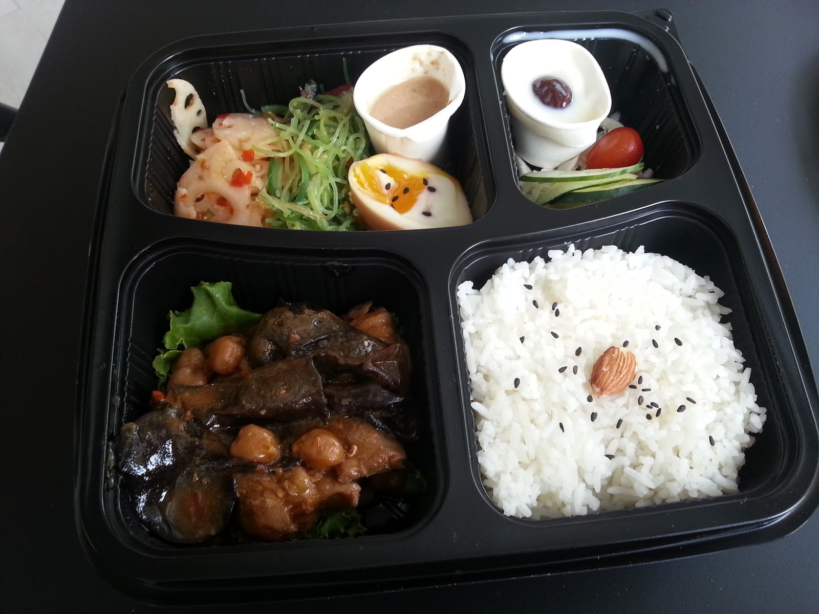 kimnana bento delivery of lunch set to your doorstep weekend treat. Black Bedroom Furniture Sets. Home Design Ideas