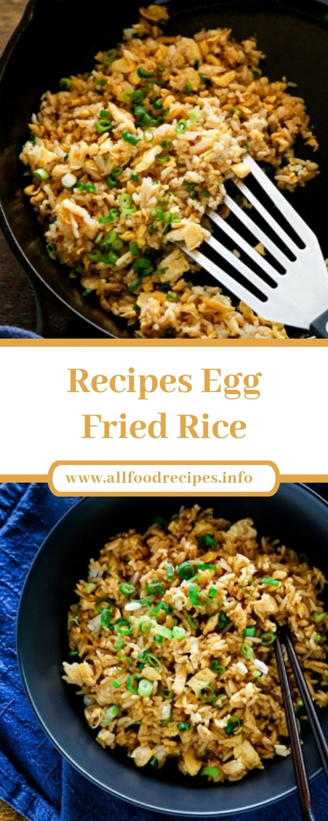 Recipes Egg Fried Rice