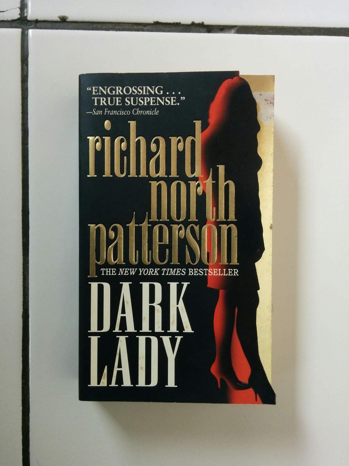 Novel Bahasa Inggris Dark Lady