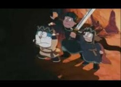 animasi Doraemon petualangan
