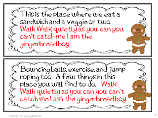 https://www.teacherspayteachers.com/Product/Run-Run-with-the-Gingerbread-Man-and-Gingerbread-Girl-720047