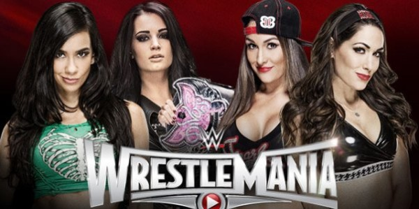 Divas Title Match Confirmed For WrestleMania 32 WWE Wrestlemania 2016