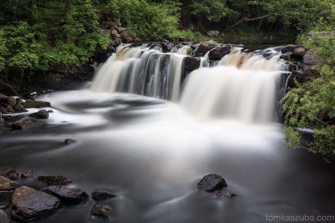 Tom Kaszuba - Photography Waterfall