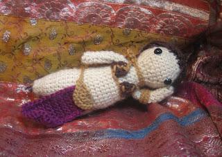 Free Star Wars Crochet Patterns leia amigurumi