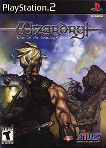 Wizardry Tale of the Forsaken Land PS2 ISO (Ntsc-Pal) MF