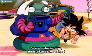Dragon Ball GT Episodio 03
