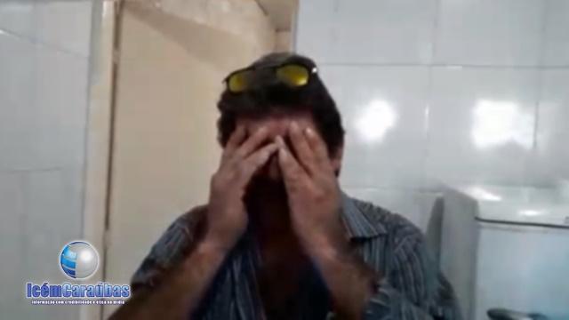 Após reportagem do Icém Caraúbas, Claudenio Gomes reencontra com os irmãos que não via há muitos anos; veja vídeo