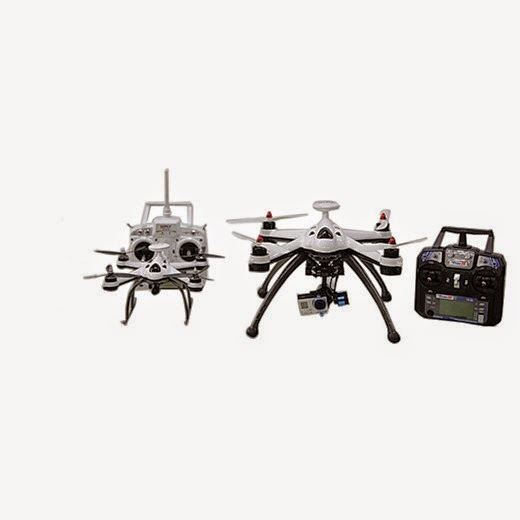 Claire Vang: Flying 3D Flying3D X6 GPS RC Quadcopter RTF