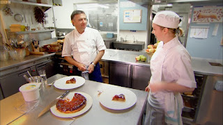 Raymond Blanc's Kitchen Secrets ep.4 - Pudding