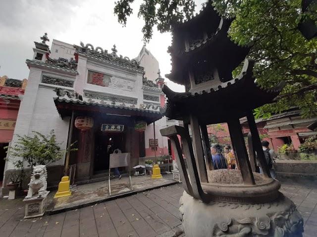 Bí ẩn ở chùa Phước Hải Tự (Ngọc Hoàng) ở ĐaKao